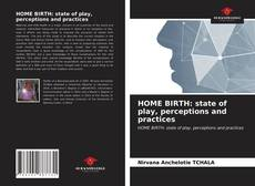 Bookcover of HOME BIRTH: state of play, perceptions and practices