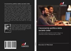 Capa do livro de L'economia politica della società civile