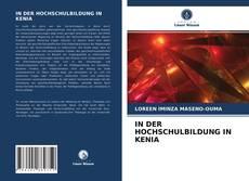 Portada del libro de IN DER HOCHSCHULBILDUNG IN KENIA