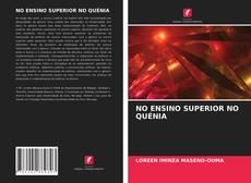 Portada del libro de NO ENSINO SUPERIOR NO QUÉNIA