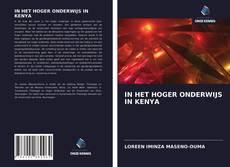 Portada del libro de IN HET HOGER ONDERWIJS IN KENYA