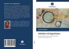 Couverture de Arbeiten mit Hypothesen