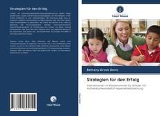 Bookcover of Strategien für den Erfolg