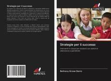 Bookcover of Strategie per il successo
