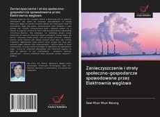 Обложка Zanieczyszczenie i straty społeczno-gospodarcze spowodowane przez Elektrownia węglowa