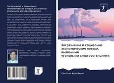 Загрязнение и социально-экономические потери, вызванные угольными электростанциями的封面