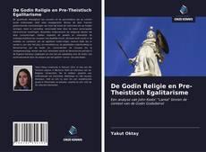 Capa do livro de De Godin Religie en Pre-Theïstisch Egalitarisme
