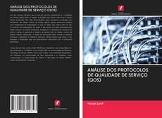 Portada del libro de ANÁLISE DOS PROTOCOLOS DE QUALIDADE DE SERVIÇO (QOS)