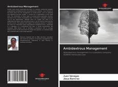 Capa do livro de Ambidextrous Management