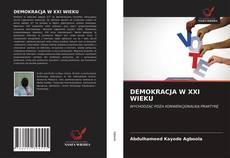 Borítókép a  DEMOKRACJA W XXI WIEKU - hoz