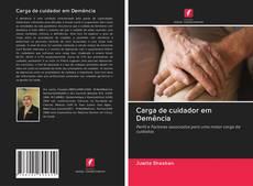 Portada del libro de Carga de cuidador em Demência