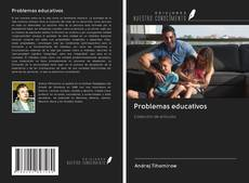 Couverture de Problemas educativos