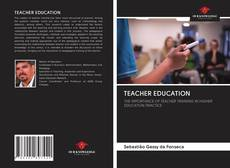Capa do livro de TEACHER EDUCATION