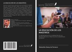 Portada del libro de LA EDUCACIÓN DE LOS MAESTROS
