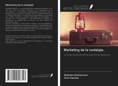 Copertina di Marketing de la nostalgia