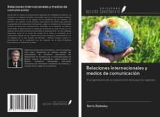 Relaciones internacionales y medios de comunicación kitap kapağı