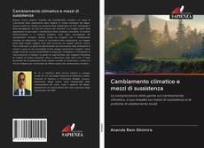Buchcover von Cambiamento climatico e mezzi di sussistenza