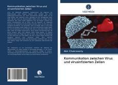 Kommunikation zwischen Virus und virusinfizierten Zellen kitap kapağı