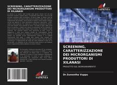 Couverture de SCREENING, CARATTERIZZAZIONE DEI MICRORGANISMI PRODUTTORI DI XILANASI