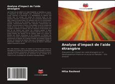 Borítókép a  Analyse d'impact de l'aide étrangère - hoz