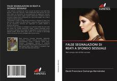 Обложка FALSE SEGNALAZIONI DI REATI A SFONDO SESSUALE