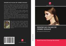 Copertina di DENÚNCIAS FALSAS DE CRIMES SEXUAIS