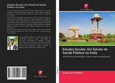 Borítókép a  Estudos Sociais: Um Estudo de Saúde Pública na Índia - hoz