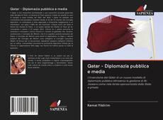 Обложка Qatar - Diplomazia pubblica e media