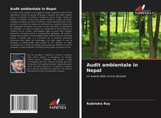 Обложка Audit ambientale in Nepal