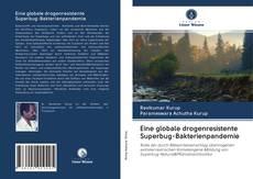 Capa do livro de Eine globale drogenresistente Superbug-Bakterienpandemie