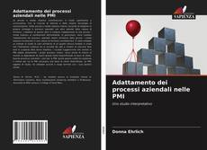 Copertina di Adattamento dei processi aziendali nelle PMI