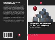 Capa do livro de Adaptação de Processos de Negócios em PMEs