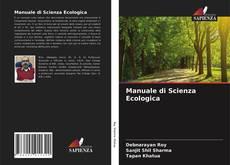 Copertina di Manuale di Scienza Ecologica