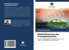 Borítókép a  Elektrifizierung des Transportwesens - hoz