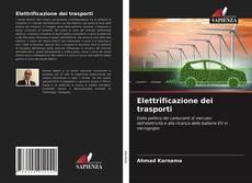Bookcover of Elettrificazione dei trasporti
