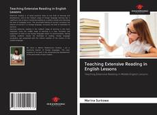 Bookcover of Teaching Extensive Reading in English Lessons