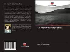 Capa do livro de Les monstres du Loch Ness