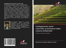 Copertina di Collegamento socio-comunità: promozione della cultura ambientale