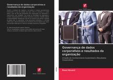 Capa do livro de Governança de dados corporativos e resultados da organização