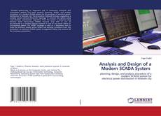 Bookcover of Analysis and Design of a Modern SCADA System
