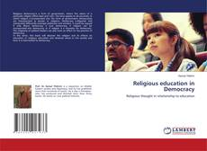 Borítókép a  Religious education in Democracy - hoz