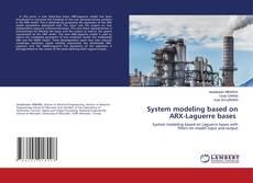 Buchcover von System modeling based on ARX-Laguerre bases