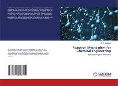 Buchcover von Reaction Mechanism for Chemical Engineering