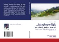 Portada del libro de Human Endosymbiotic Archaeal Origin of Global Warming & Human Survival