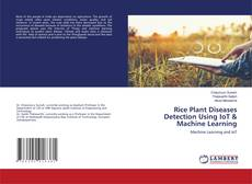 Buchcover von Rice Plant Diseases Detection Using IoT & Machine Learning