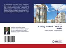 Bookcover of Building Business Character Blocks