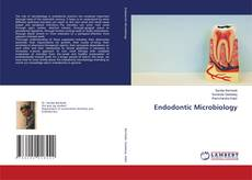 Bookcover of Endodontic Microbiology