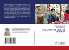 Bookcover of Early Childhood Care and Education