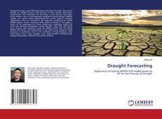 Capa do livro de Drought Forecasting