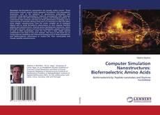 Couverture de Computer Simulation Nanostructures: Bioferroelectric Amino Acids